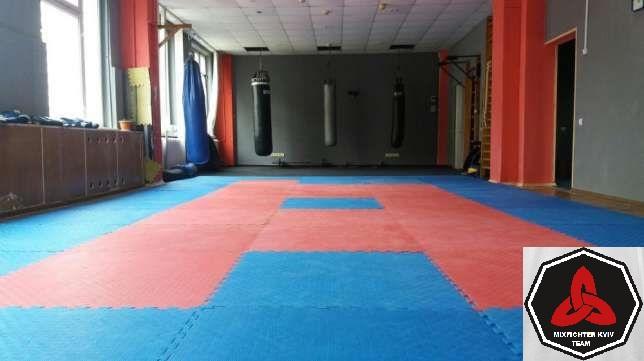 Бокс в Киеве в Соломенском районе