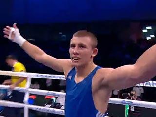Чемпион мира по боксу 2017