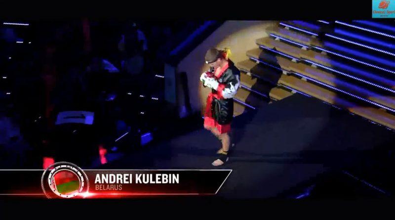 Андрей «Пуля» Кулебин: Один из лучших бойцов Муай Тай в мире