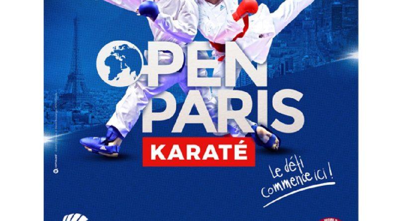Турнир карате Париж 26-28января 2018