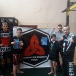 Поздравляем команду Миксфайтер Харьков с победами на областных соревнованиях по ММА!