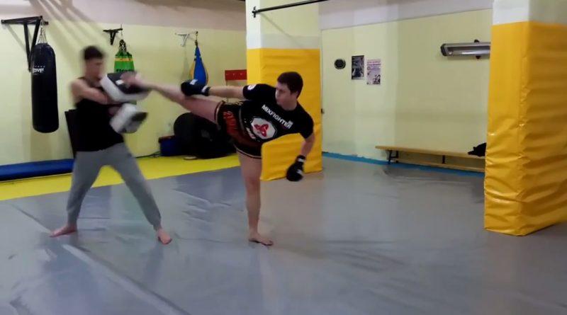 Тайский бокс в Киеве