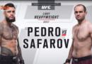 Выпуск UFC 221 Австралия 11.02.2018