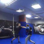 Бокс техника уклонов. Уклоны в Муай Тай и кикбоксинге.