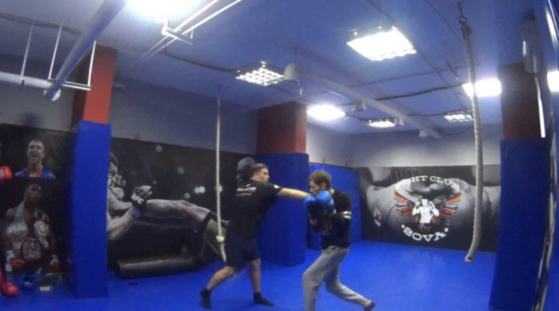 Бокс техника уклонов. Уклоны в тайском боксе и кикбоксинге.