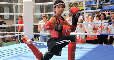 Чемпионат Украины по тайскому боксу 2018