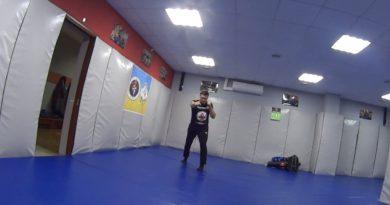 Работа ног в боксе и ММА