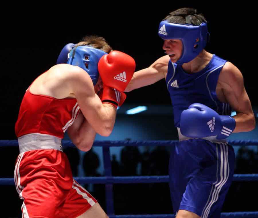 Бокс на Оболони