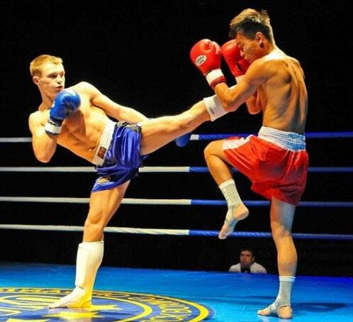 Уроки по кикбоксингу для начинающих Миксфайтер Киев