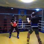 Бокс на Крещатике