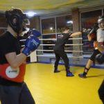 Бокс на Кловской