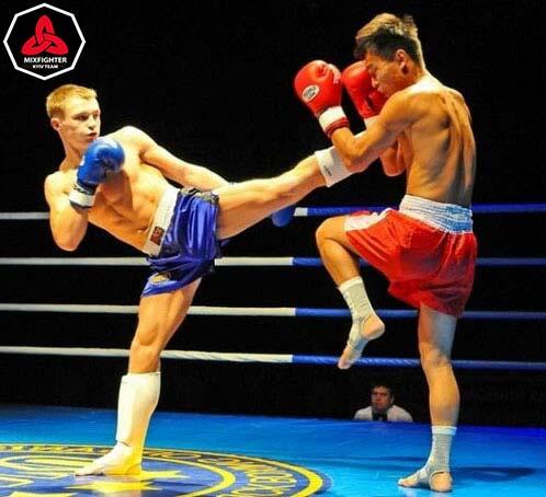 Кикбоксинг Киев - Топ секции по Кикбоксингу в Киеве