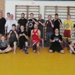 Соревнования по кикбоксингу (взрослые) 12 июня 2021 года